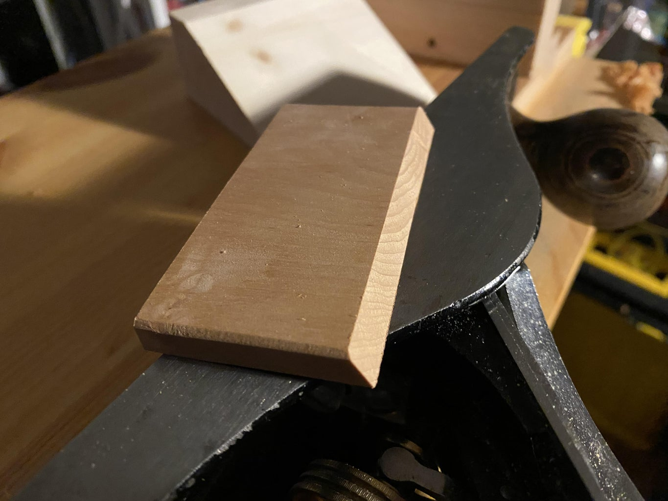 Dice Exit, Lower Ramp, and Angle Jig.
