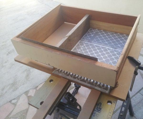 Tile Adhesive Dispenser
