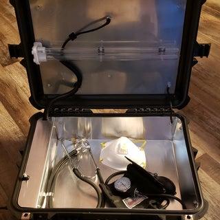 UVC Sterilizer for COVID-19 Emergency