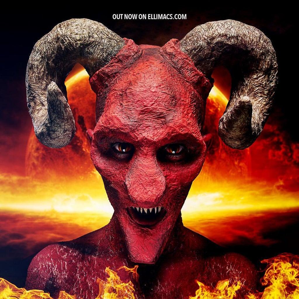 Cartoon Devil - SFX Makeup Tutorial