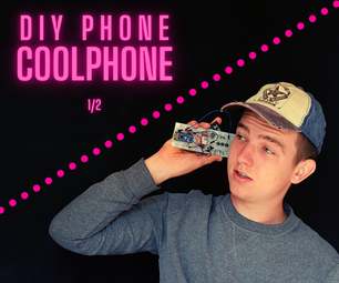 How to Make Calls With Arduino - CoolPhone 1/2
