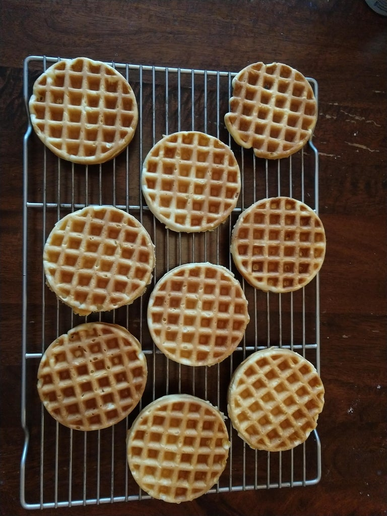 Cook the Waffles!