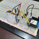 Motion Detecting IoT Device