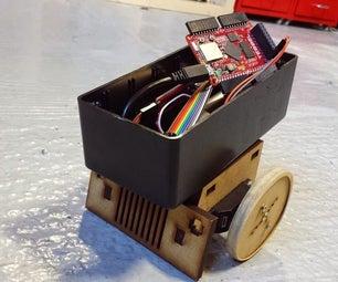 Remote Control Laser Cut Car