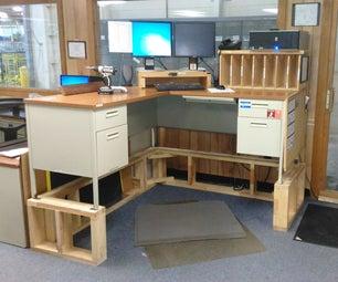 Lift Kit for Work Desk