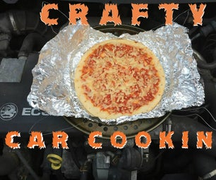 Crafty Car Cooking