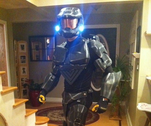 Halo Master Chief Suit