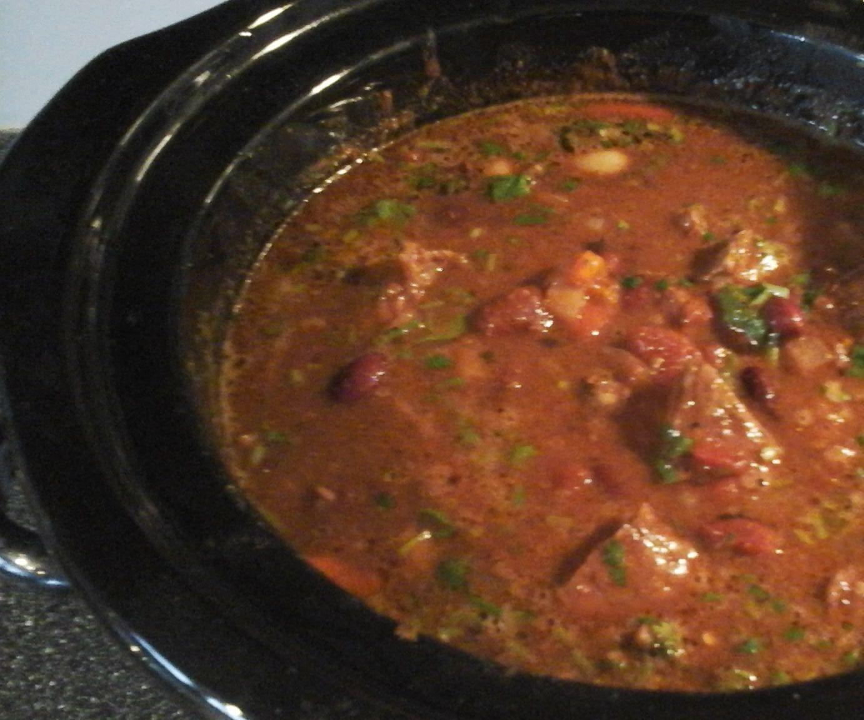 Supa Dupa Slow Chilli
