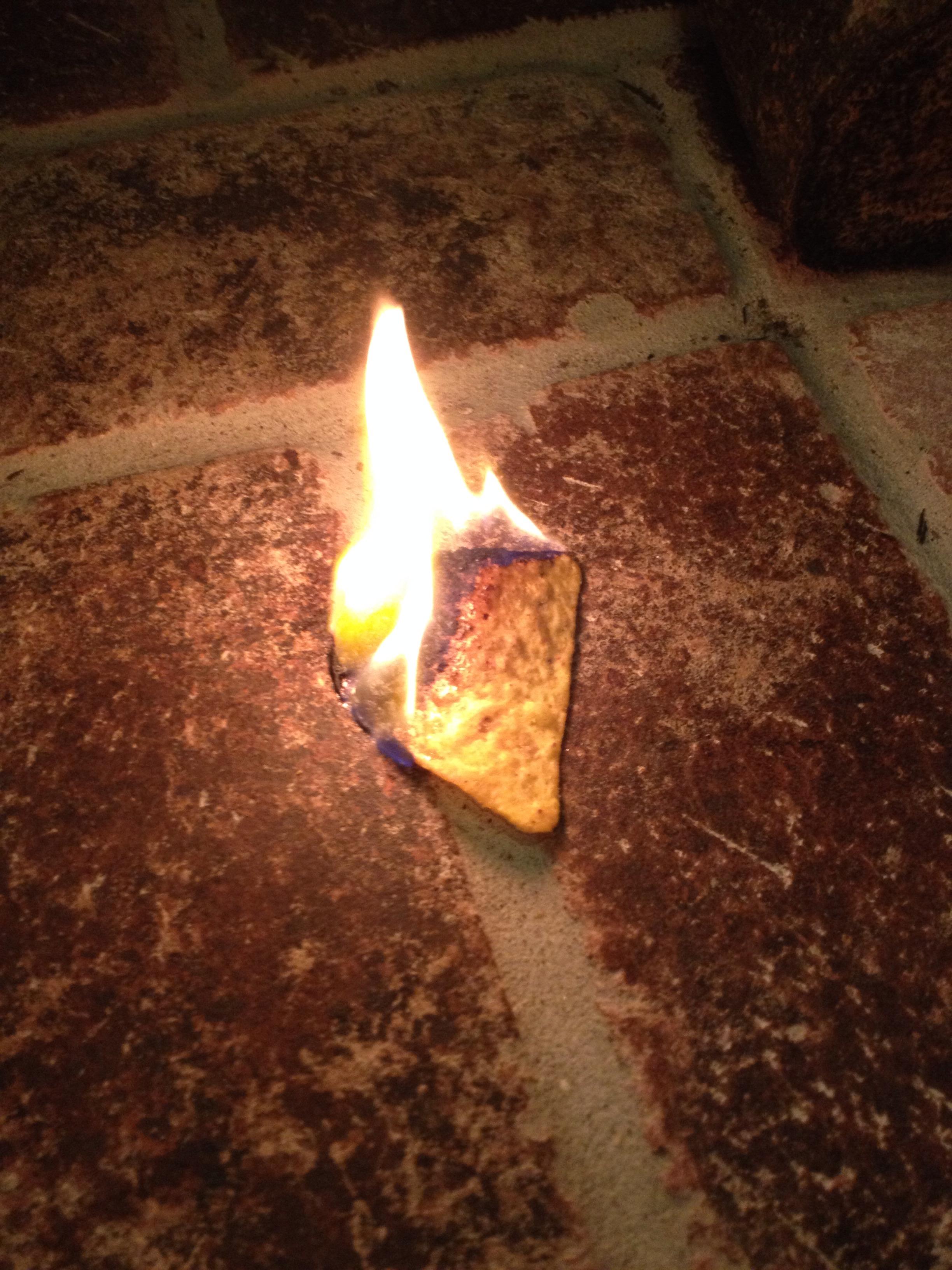 Dorito Firestarter