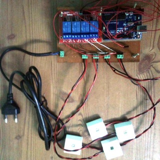 Arduino Home Automation