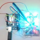 Accelerometer Controlled LED's