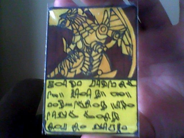 fake yugioh cards