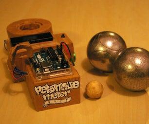 The Petanquemeter