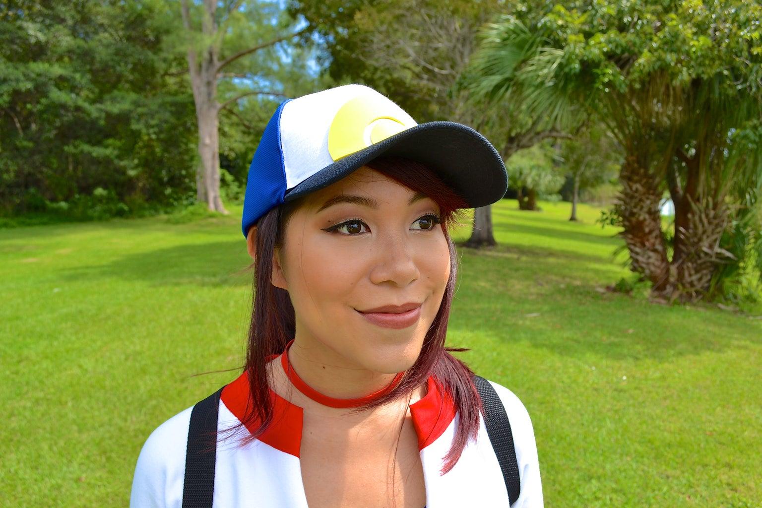 Pokemon Go Trainer Costume! DIY