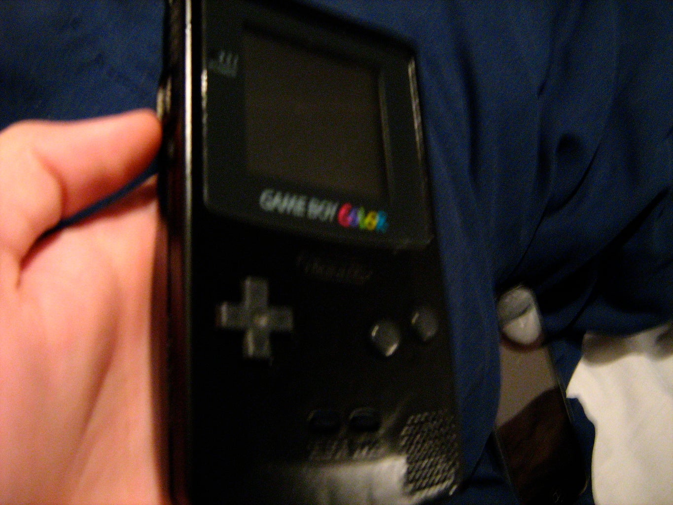 Awesome IPod Touch (1st Gen) Game Boy Color Case