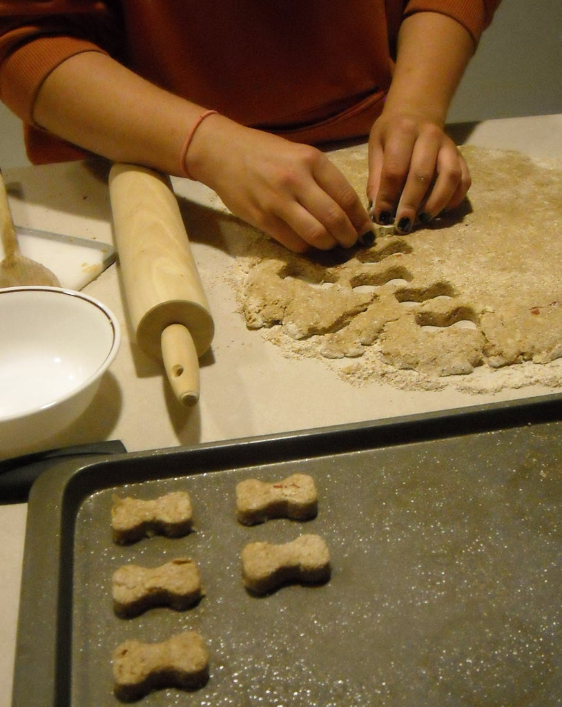 Rolling and Cutting the Dough
