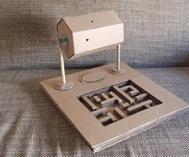 DIY Puzzle for Cats