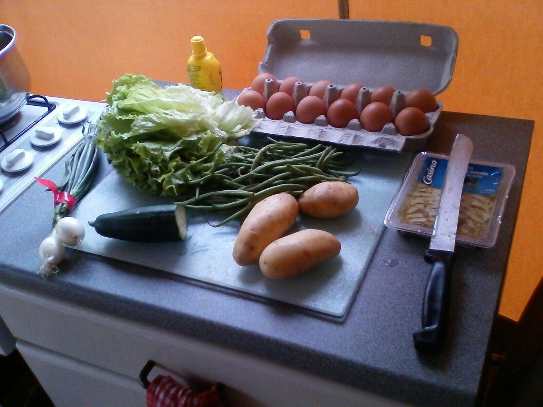 Ingredients . . .