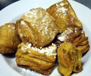 Croisseignet Croissant Beignet Fried Pastry Treat