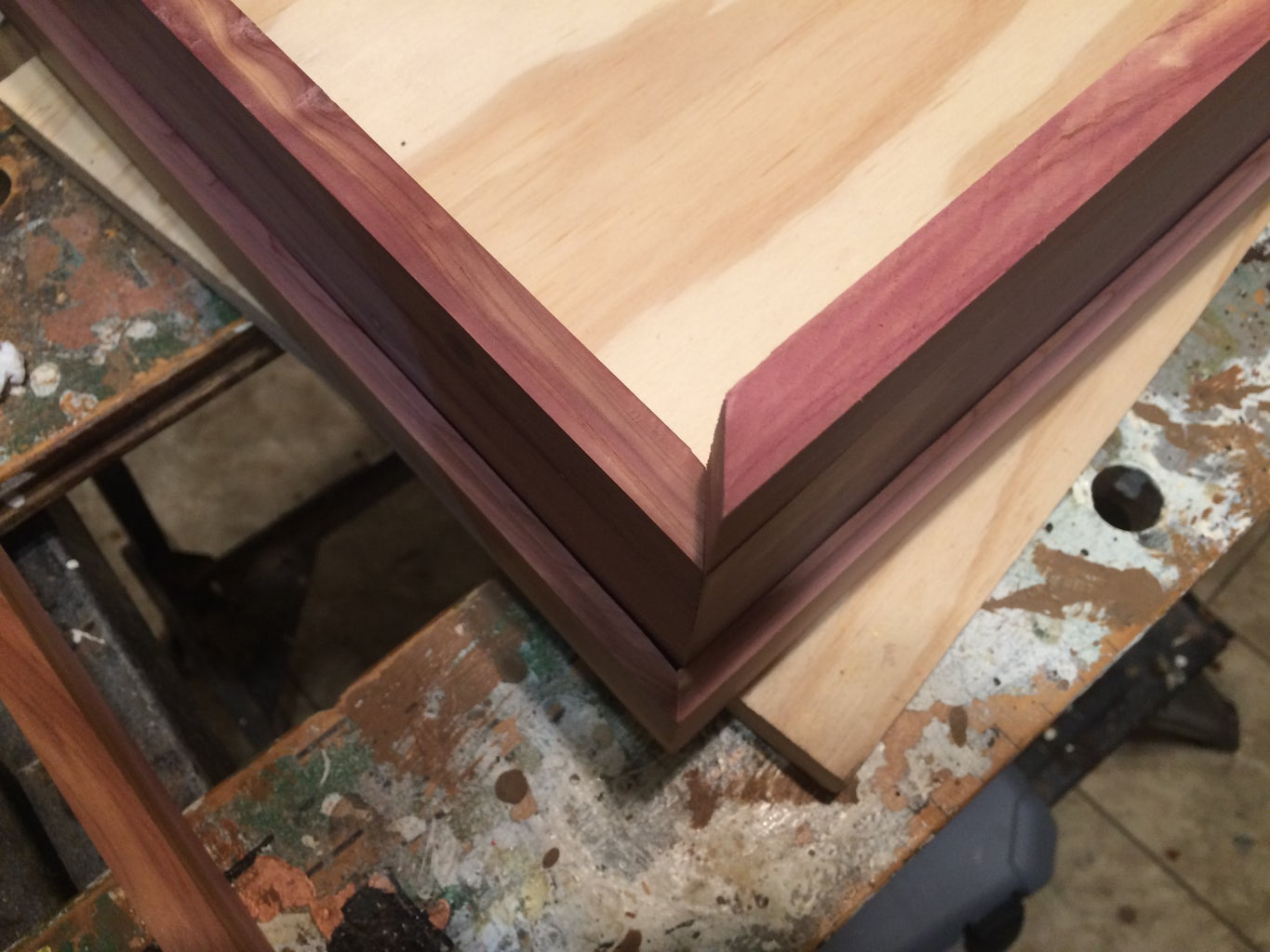 Building the Lid
