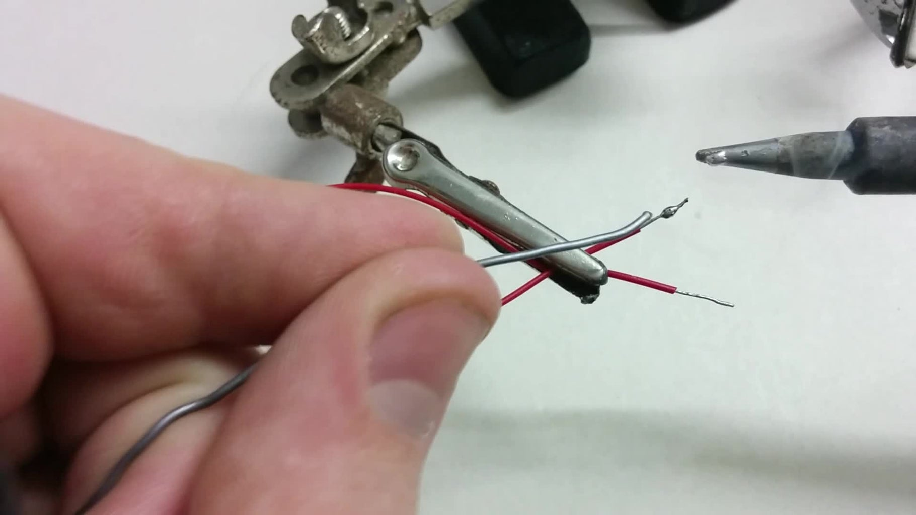 Wires and Soldering
