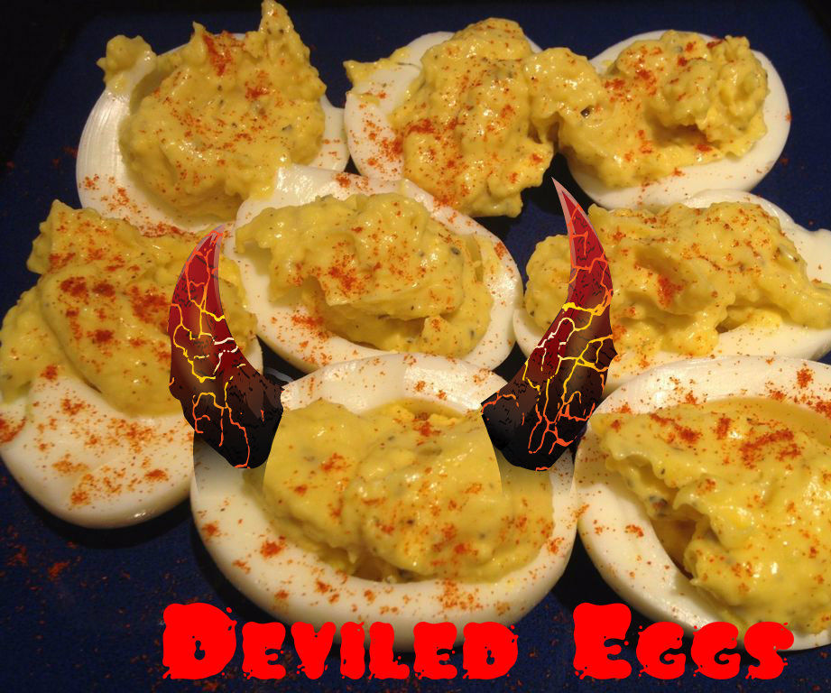 Fast & Easy Deviled Eggs