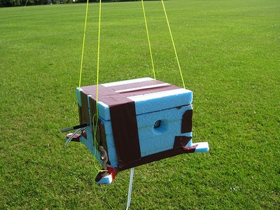 Send Your Instructables Contest Prize to the Edge of Space!