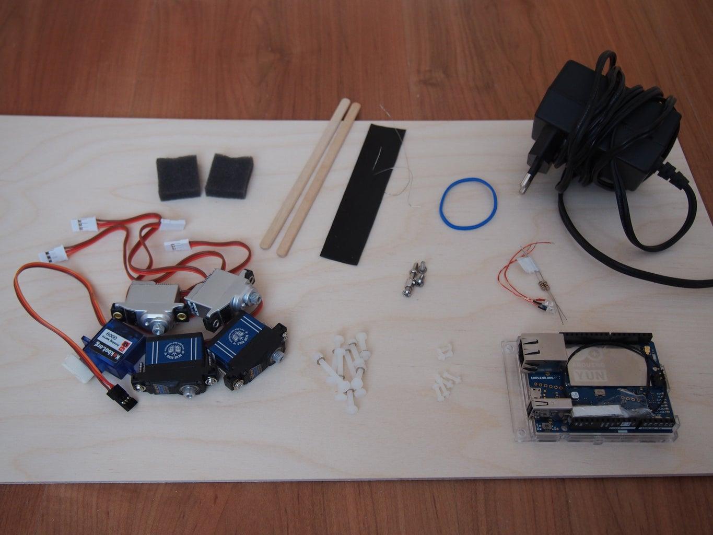 Components & Materials