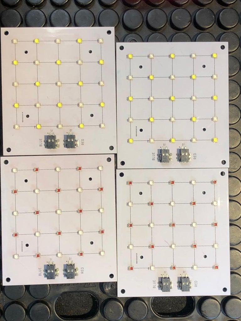 LED PCB Assembling Boards