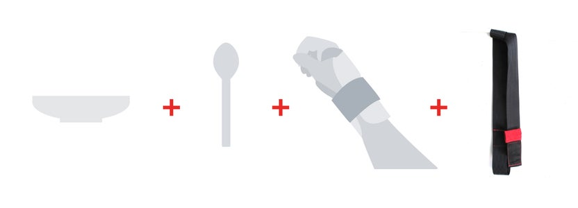 Assistive Dining Device (Arm Sling)