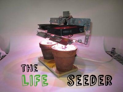 The Life Seeder - Make an Indoor Seed Starter