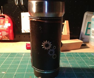 Steampunk Cup of Drinking