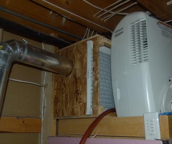 Dryer Heat Recovery