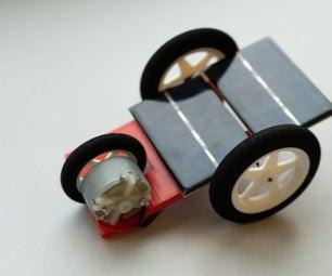 A Solar Car Project