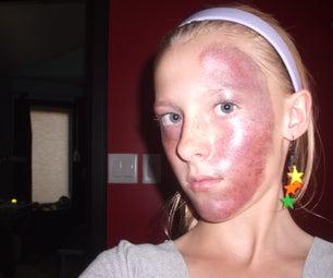 Car Accident Make-up