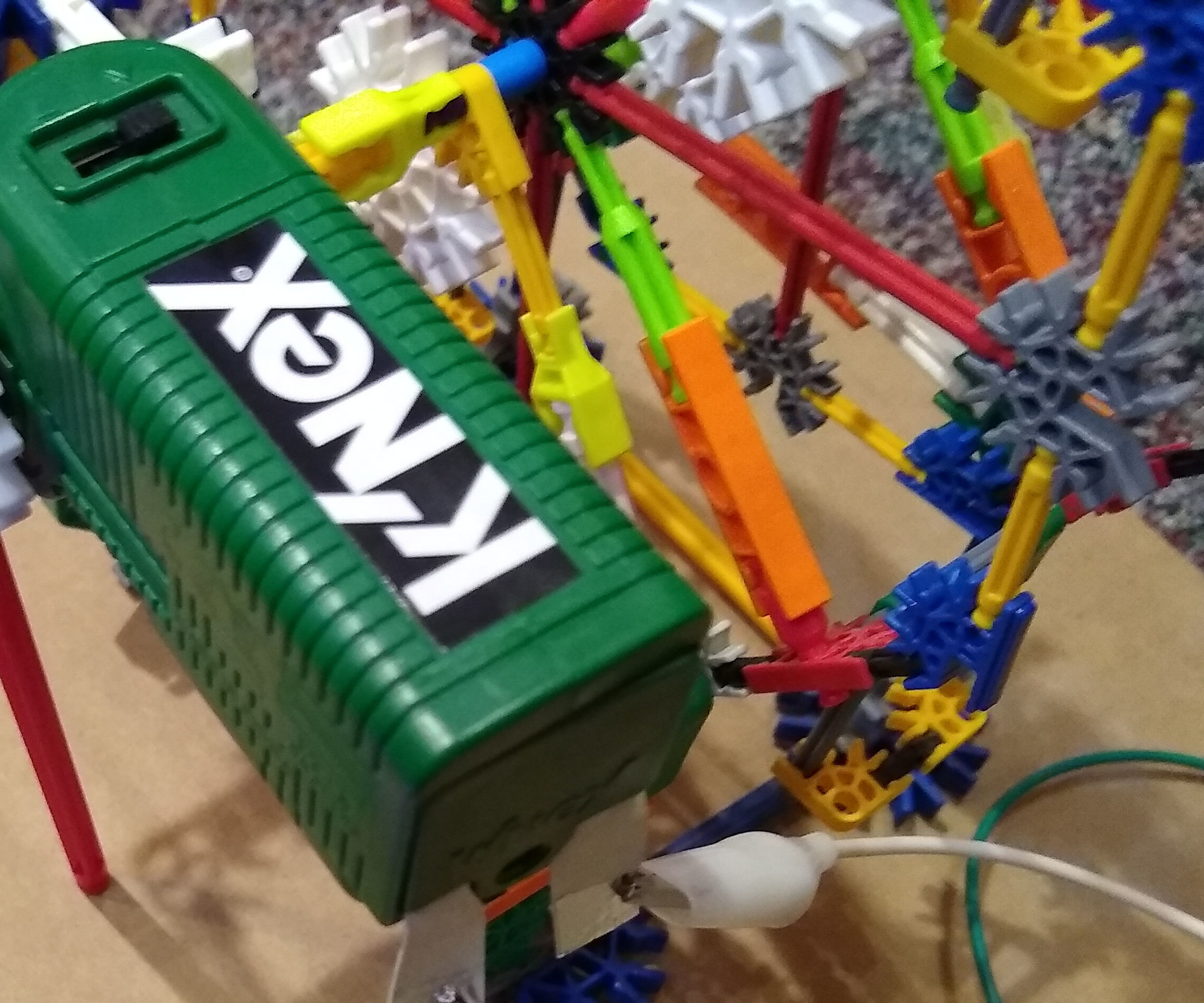 Knex Motor External Control Hack