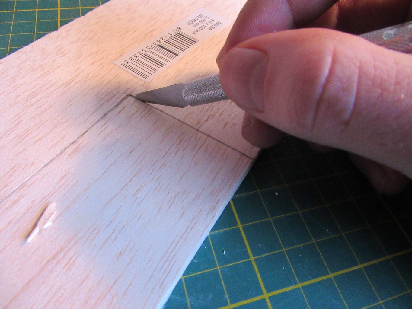 Drawing Plans and Making the First Cuts