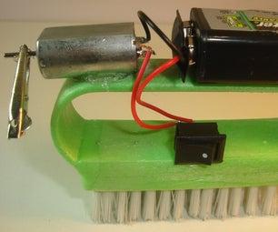 Brushbrobot