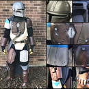The Mandalorian Costume Build