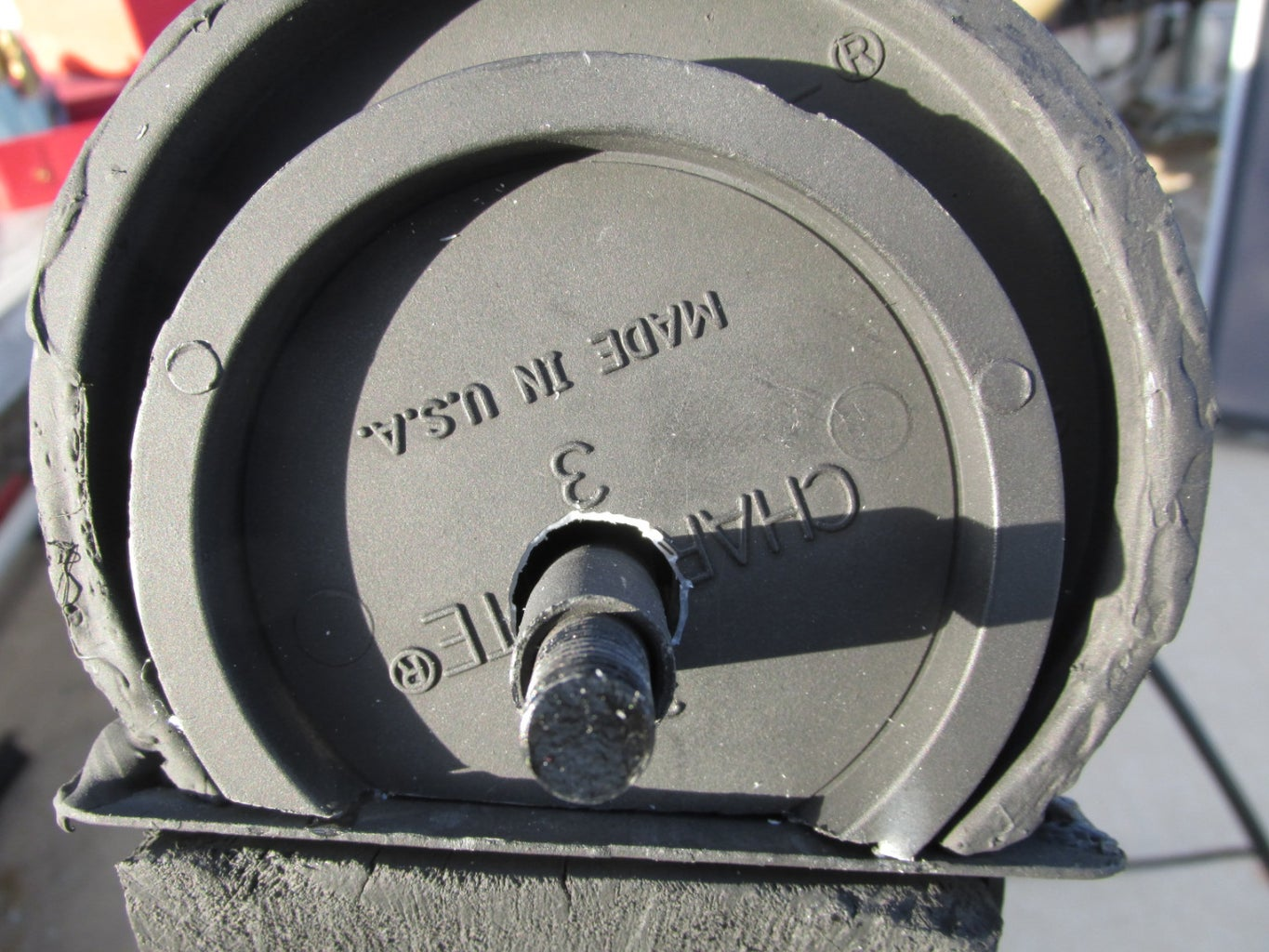 Generator Cover and Wiring, Using Coaxial Cable and Connectors