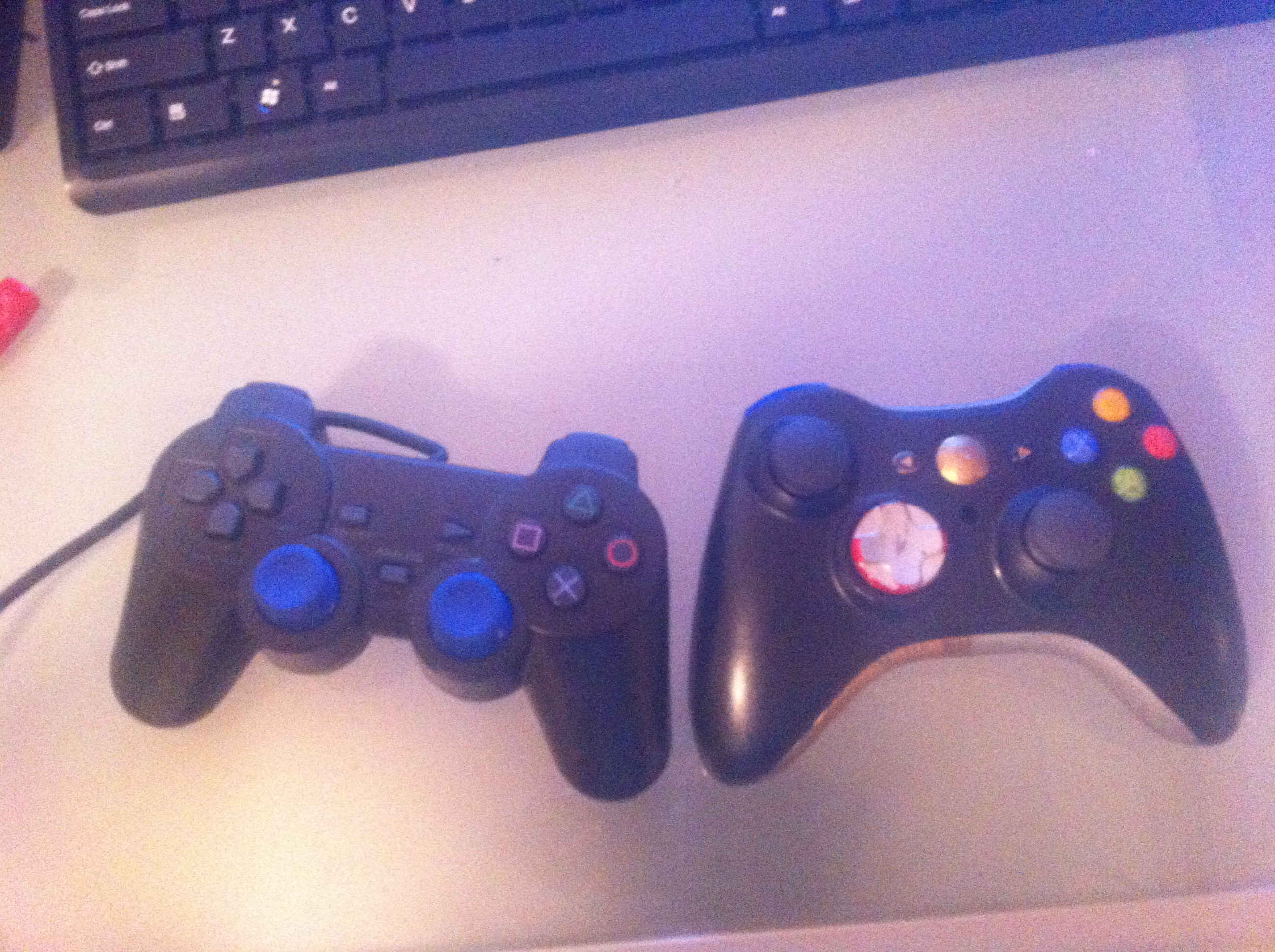 How to Add/Make Convex Joysticks for Your Xbox 360