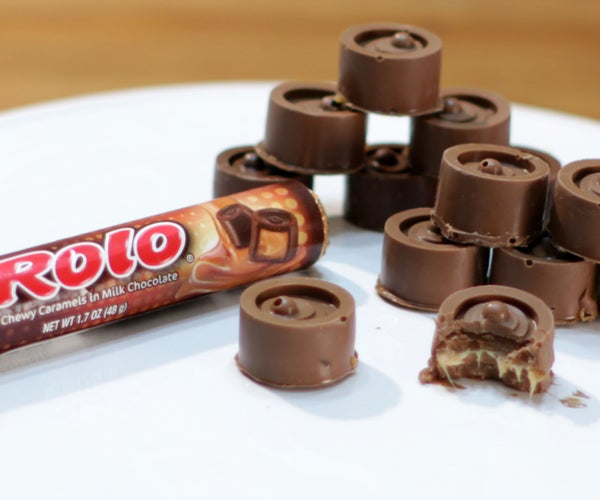 How to Make Rolos - Easy!