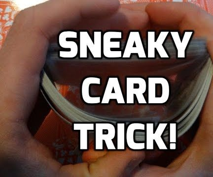 Extreamly Sneaky Magic Trick Revealed! #magictutorials