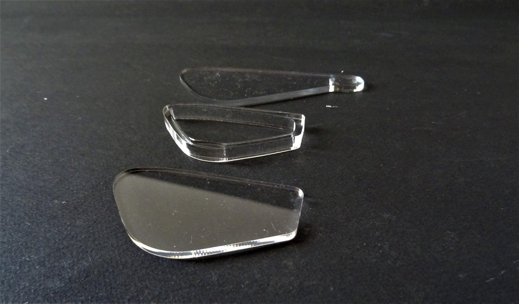 Assembling the Lense Holders