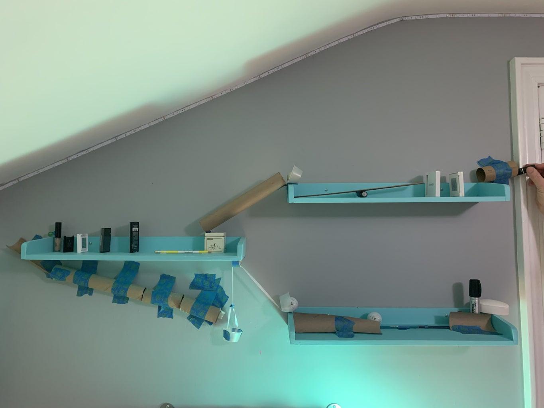 Bar of Soap Rube Goldberg Machine