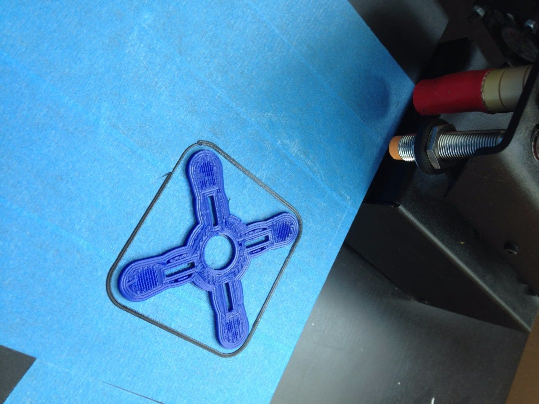 3D Print the Moving Wheel
