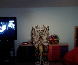 Upgraded Knex Iron Man Boots/legs