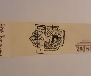Gryffindor Bookmarks