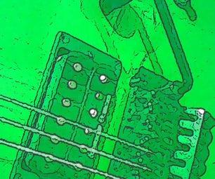 Arduino Due Guitar ADC Input