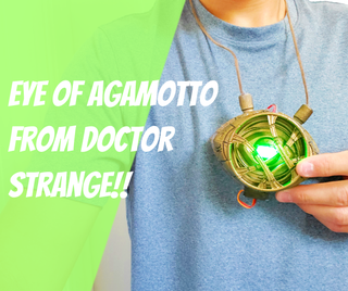 How to Make the Eye of Agamotto From Doctor Strange